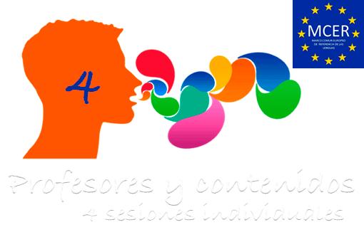 Profesores y contenidos - 4 sesiones